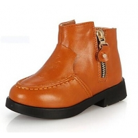 Boy's Shoes Combat Boots Flat Heel Ankle Boots More Colors available