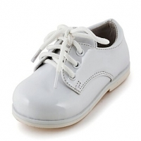Boys' Wedding Flat Heel Round Toe Oxfords Shoes (More Colors)