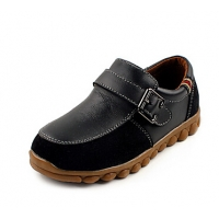 Leather Boys' Flat Heel Comfort Oxfords Shoes (More Colors)