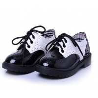 Boy's Shoes Novelty Flat Heel Oxfords with Hollow-out Casual Shoes More Colors available