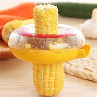 Creative Home Kitchen Tools Corn Grain Separator / Stripping Corn Tools - Yellow