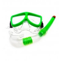 Coway Unisex Diving Glasses Breathing Tube Set