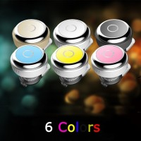 Mini 4.0 Bluetooth Headphone Wireless Stereo Music Headset Smartphone Universal Bluetooth Headphone Fashion Business Men MiNi Headphone 6 Colors