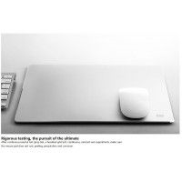 Original Xiaomi Metal Mouse Pad Mat Mousepad 240 * 180 * 3 mm , Luxury Simple Slim Aluminum Computer Mouse Pads Frosted Matte