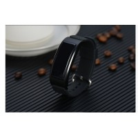 2 generation smart bracelet waterproof sport watch pedometer micro-channel network support Android Apple millet Huawei