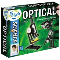[TAIWAN GIGO TOYS] Innovation & Technology - OPTICAL EXPERIMENT PACK #7368   Free Shipping