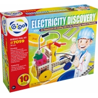 [TAIWAN GIGO TOYS] Innovation & Technology - ELECTRICITY DISCOVERY #7059    Free Shipping