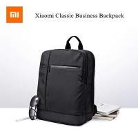 Original Xiaomi 17L Classic Business Backpack School Backpack Shoulder Backpack Suitable for 15inch Laptop - Black