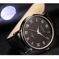 The new blu-ray joker contracted pointer waterproof quartz watch Fashionable business couple watches