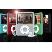 MP4  Three generations of fat little card  1.8 -inch high-definition video player