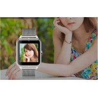 Phone smart wear watches A card phone bluetooth phone all touch screen watch