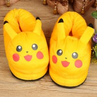 Winter lovers at home package with cotton-padded hyraxes slippers cartoon cotton-padded shoes home shoes women shoes