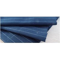 The new 2016 spot cotton yarn dyed stripe cloth Suit pants fabric ..