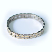 Magnetic bracelets & bangles stainless steel Healthy bracelets for women and men jewelry bracelet