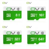 OV Micro SD Card 16GB 32GB 64GB Class 10 Real Capacity Memory Card Micro SD TF Card SALE Price for Cellphone Tablet Smart Device
