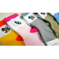 Little horse children's sock cotton sock