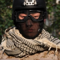 High Quality Half Face Metal Net Mesh Protect Mask Outdoor Airsoft Hunting CS Wargame Paintball Mask