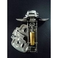 1.5 thick stainless steel hinge hydraulic dump