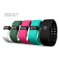 DiGi Care ERI Fitness Activity Tracker Bracelet IP67 Pedometer Sleep Monitor for Android iOS