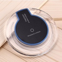 New Arrival  Crystal Type WIFI Charger PAD For All Kinds of Mobile Phones High Quality