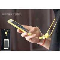 New Arrival Candy Color Smart Lanyard For Mobile Phone High Quality