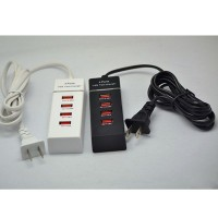 New Arrival 4 Port USB Fast Charger For All Kinds of Mobile Phone High Quality