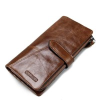 New Arrival Smart Design N1103-5 Leather Wallet For Man High Quality