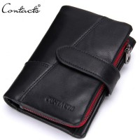 New Arrival Smart Design N1103-4 Leather Wallet For Man High Quality