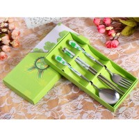 New Arrival Smart Design Chopstick+Food Scoop+Fork 3 in 1 for Life Dinner High Quality