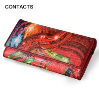New Arrival Smart Design C1157 Leather Wallet For Women High Quality  Parameter: