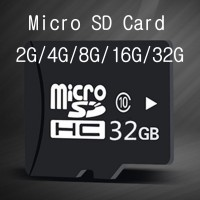 New Arrival High Speed Full Storage TF Card/Micro SD Card 2G/4G/8G/16G/32G High Quality