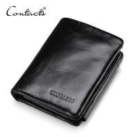 New Arrival Smart Design M1002 Leather Wallet For Man High Quality