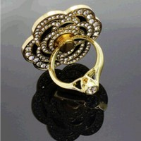 New Arrival Full Diamond Ring Stand for Mobile Phone High Quality