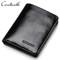 New Arrival Smart Design M1001 Leather Wallet For Man High Quality