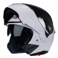Fashion Men Racing Full Face Winter Motorcycle Scooter Helmet Anti fogging Helmets Safety Helmet Motorbike Hats Can Open Helmets
