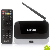 Q7 Android 4.4 TV Box CS918 Full HD 1080P RK3188T Quad Core Media Player 1GB/8GB XBMC KODI Wifi better than MXQ M8 MX MS TV Box