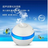 2015 new mini USB humidifier fashion round home office air freshener