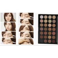 2015 The new 28-color eye shadow makeup bare earth colors matte pearl Makeup Palette