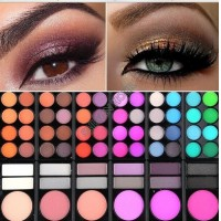 78 color eye shadow palette Classic fashion makeup tools Christmas gifts