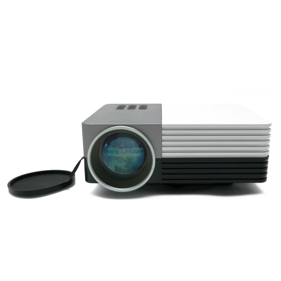Elephas tm gm 50 1080p mini led projector hdmi home for Small hdmi projector