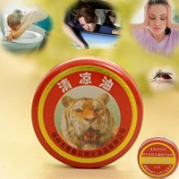 Tiger Balm Plaster Ointment Creams Balsamo de Tiger Essential Oils For Mosquito Elimination Headache Cold Dizziness