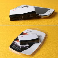 SSK ALL-IN-1 microSD SD MMC MS M2 XD CF USB2.0 Card Reader SCRM010