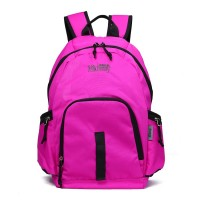 HM005 Midway New Preppy Style Women Nylon Backpack 4 Colors School Bags For Teenage Casual Female Travel Backpack