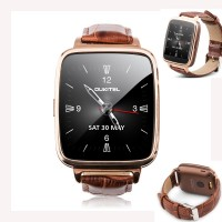 2015 New OUKITEL A28 Bluetooth Smart Watch 1.54inch Voice Control Heartrate Tracker for IOS and Android smart phone