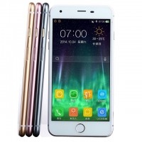 Genuine 5.5 inches eight-core Android Unicom mobile 4G smart phone dual card dual standby slim touch screen