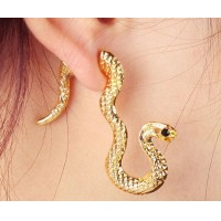 Fashion mini snake ear clip