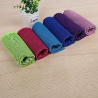 Soft Travel Sport Fitness Exercise Yoga Pilates Mat Cover Towel Blanket Sports Towel 88x33cm