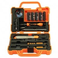 JAKEMY JM-8139 Anti-drop Electronic 43 in 1 Precision Screwdriver Hardware Repair Open Tools Set
