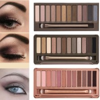 3pcs/lot Top brand 12 Color eyeshadow makeup cosmetics eye shadow NO.123