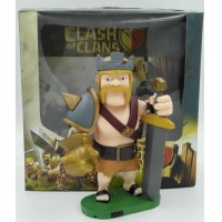 Clash of Clans Barbarian King Figure Toys Collection 15cm